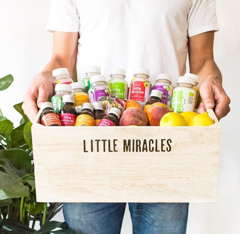 Little Miracles Drink / Redes Sociales